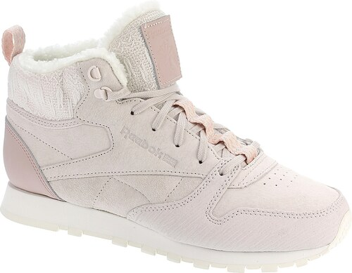 boty Reebok Classic Leather Arctic Boot - Lilac Ash Shell Pink Peach Twist  0f65d5bf70