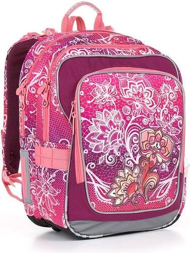 rucksack topgal chi 863 h pink. Black Bedroom Furniture Sets. Home Design Ideas