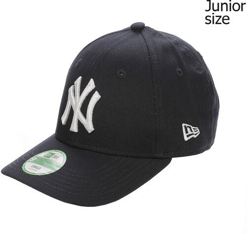 kšiltovka New Era 9FO League Basic MLB New York Yankees Child - Navy White c54b3be9eb