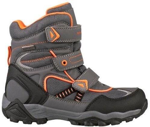 ALPINE PRO Chlapčenské zimné topánky Hayley - šedé - Glami.sk 0ba24e5a2bb