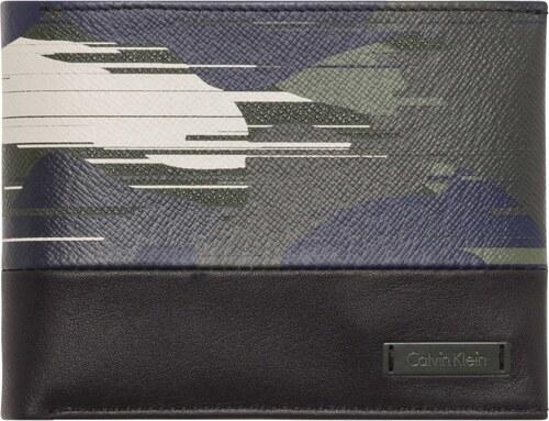 Calvin Klein farebná pánska peňaženka Adam Camo - Glami.sk 2088f2a7a73