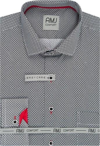 43ebb6b6cfe Pánská košile AMJ bavlněná
