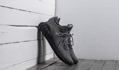 5010e8f394c adidas Originals adidas Tubular Doom Sock Primeknit Grey Four  Core Black   Footwear White
