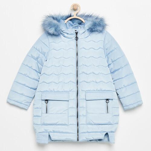 Reserved - Steppelt kabát - Kék - Glami.hu ecc6ba33f6