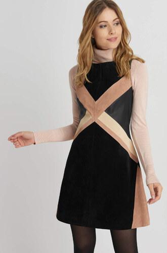 1e656bf251bf Orsay Semišové šaty bez rukávov - Glami.sk