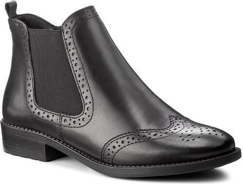 Magasított cipő TAMARIS - 1-25493-29 Black Leather 003 - Glami.hu d79ee29786