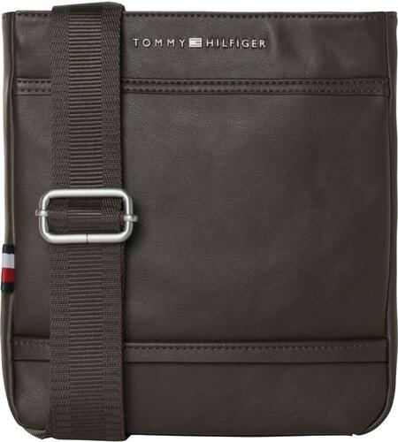 Tommy Hilfiger čierna pánska taška City Mini Flat - Glami.sk dd051c9bbbd