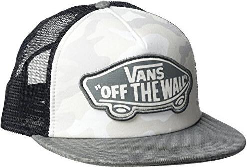 VANS Dámská kšiltovka Beach Girl Trucker Hat Snow Camo V00H5LSHE ... c626351d59