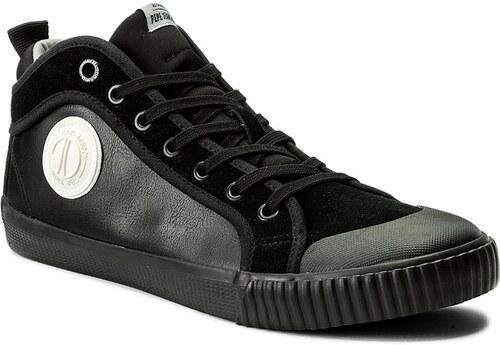 29c80bab77c Plátěnky PEPE JEANS - Industry Sock PMS30373 Black 999 - Glami.cz