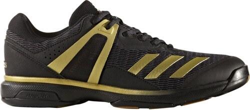 Pánské sálové boty adidas Performance crazyflight Team CBLACK GOLDMT UTIBLK f2574dd2f6