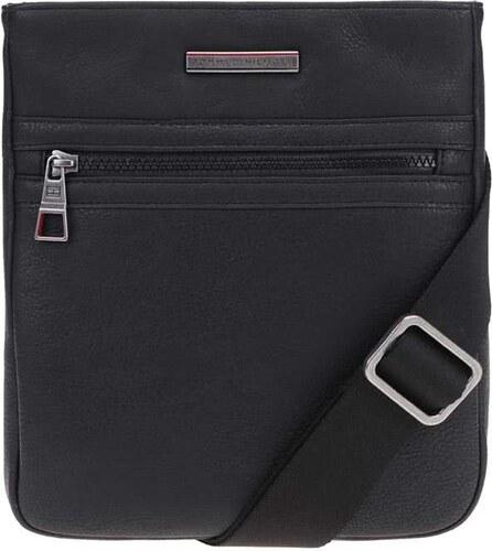 3d65213917 Čierna pánska taška cez rameno Tommy Hilfiger Essential - Glami.sk