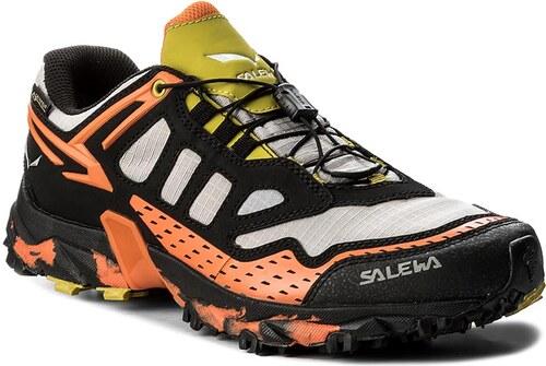 ce6757ad411 Trekingová obuv SALEWA - Ultra Train Gtx GORE-TEX 64410-0575 Alloy Holland