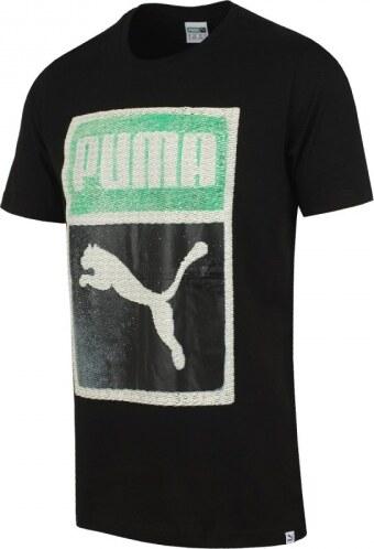 f1fea5a3d07c Puma Brand Tee Pánské tričko 570405-31 - Glami.cz