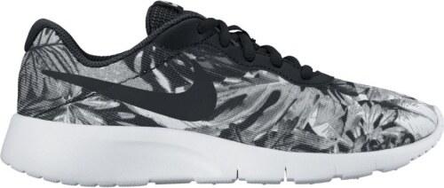 Nike TANJUN PRINT (GS) Dětské boty 833671-002 - Glami.cz b6d03be157