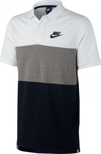 Nike M Nsw Polo Pq Matchup Pánské tričko 847646-100 - Glami.cz b8b4b2d558d