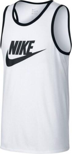 f01fc14a1 Nike Sportswear Ace Logo Tank Pánské tílko 779234-100 - Glami.cz