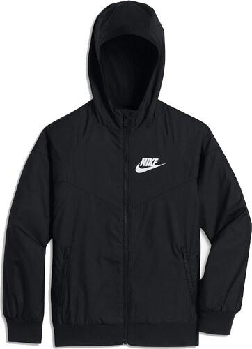 990cf6162251e Bunda s kapucňou Nike B NSW WR JKT HD 850443-011 Veľkosť S - Glami.sk