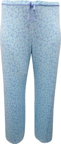 9a4eb2a0d0c Marks   Spencer Dámské pyžamové kalhoty modré velikost 46 - Glami.cz