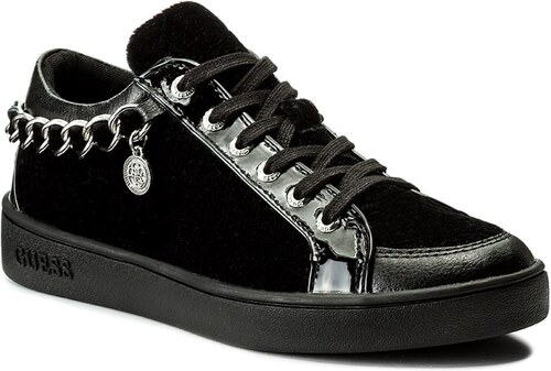 Sneakersy GUESS - Glinna FLGLI3 FAB12 BLACK - Glami.cz 4712a81f2c0