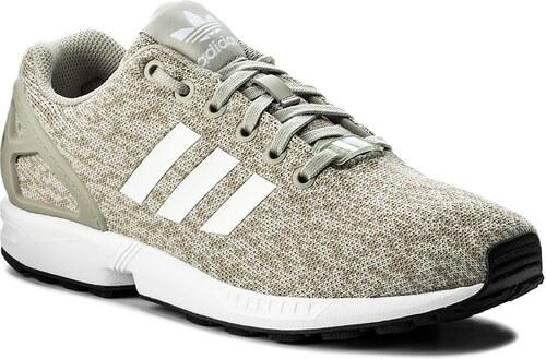 7d8b4b3889e8 Cipő adidas - Zx Flux BY9424 Sesame Ftwwht Cblack - Glami.hu