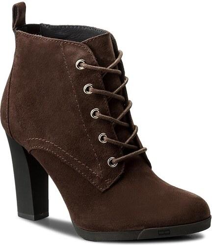 Magasított cipő TOMMY HILFIGER - Nanni 2B FW0FW01550 Coffee 211 ... acba94f75b
