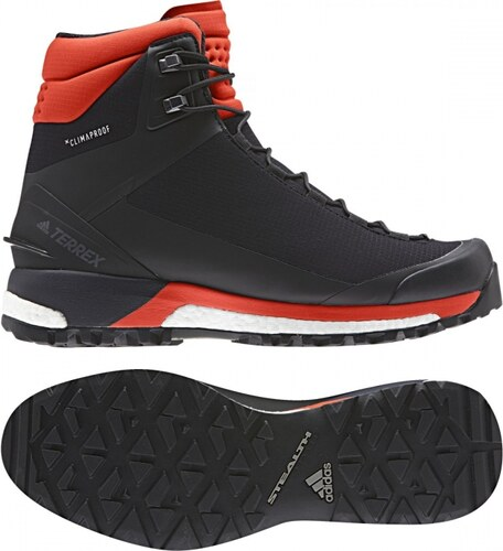 Outdoorové topánky adidas Performance TERREX TRACEFINDER CH CP (Čierna    Oranžová   Šedá) d8a0fbb5a2