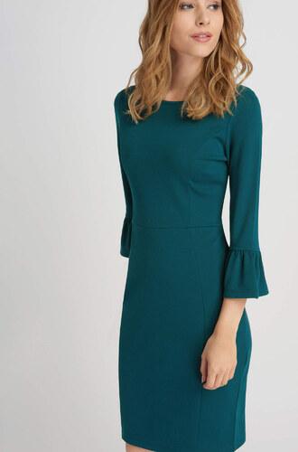 cabaf56c8937 Orsay Puzdrové šaty s volánmi na rukávoch - Glami.sk