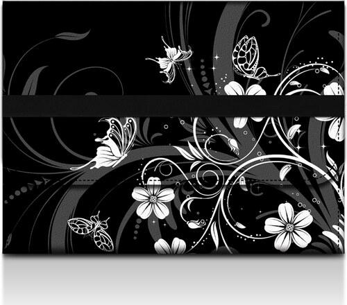 ca952bbe8b Huado filcové desky na dokumenty A4 - Květiny a motýlci - Glami.cz