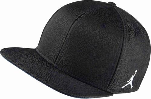 Pánská čepice Nike JORDAN 3 RETRO SNAPBACK BLACK WHITE - Glami.cz 3887bd5ee9