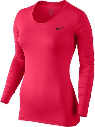 7302107e88 Nike W NP TOP LS Hosszú ujjú póló 725740-618 - Glami.hu