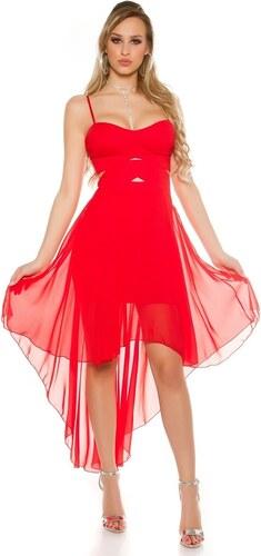 1de419a38c30 Koucla Červené plesové šaty - Glami.sk
