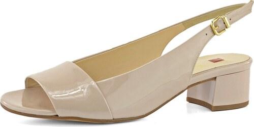 Högl sandály lakované Cotton 3-102105 - Glami.cz 1dc8a716bc