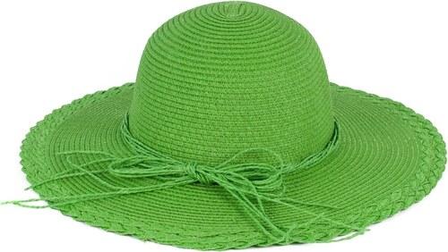 ad2270f4be1 Art of Polo Zelený dámský letní klobouk - Glami.cz