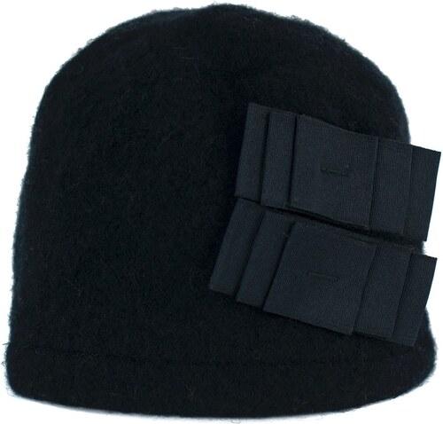 70e44f9311e Art of Polo Elegantní dámský zimní klobouk černý - Glami.cz