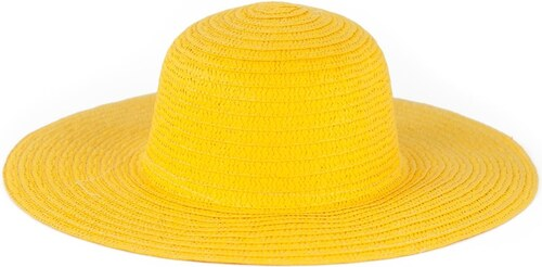 Art of Polo Dámský plážový klobouk žlutý - Glami.cz 351eb0d35b