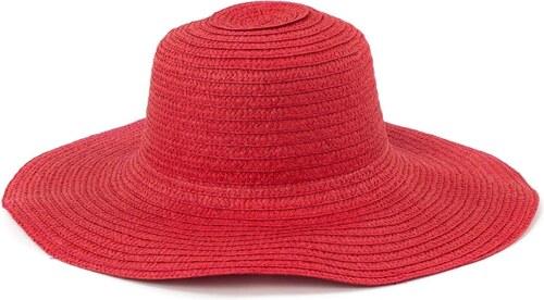 d6d858b9d69 Art of Polo Dámský plážový klobouk červený - Glami.cz