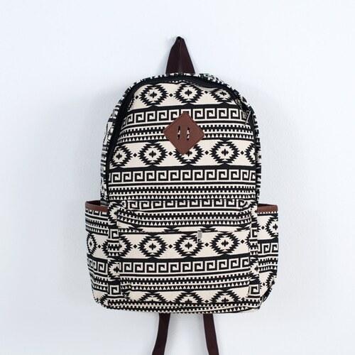 Art of Polo Batoh dámský s aztéckým vzorem - Glami.cz 3b5cd9e66f