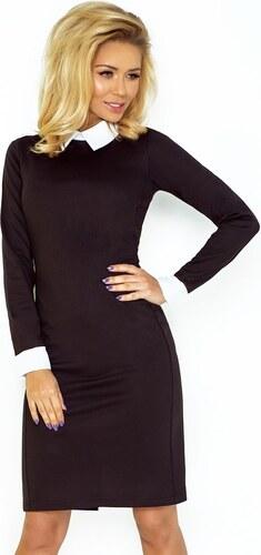 Numoco Dámské elegantní šaty 143-1 - Glami.sk 4093861d426