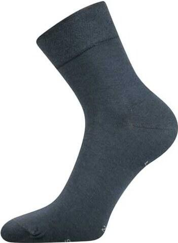 5c5bd9ebd4a LONKA ponožky Haner 98% bavlna antracit - Glami.cz