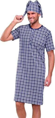 Taro Pánská noční košile krátký rukáv Filip - Glami.cz 1277e85abe
