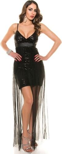 71e7b2d37d70 Koucla Spoločenské šaty čierne - Glami.sk