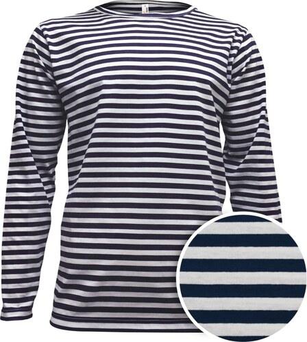 Alex Fox Pánské námořnické tričko s dlouhým rukávem - Glami.cz dd3abef17b