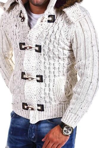 Pánský pletený teplý svetr Tazzio 14-420 9b52c19c4f