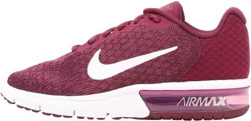 the latest 62321 9d01b Nike Performance AIR MAX SEQUENT 2 Chaussures de running neutres  bordeaux white tea berry