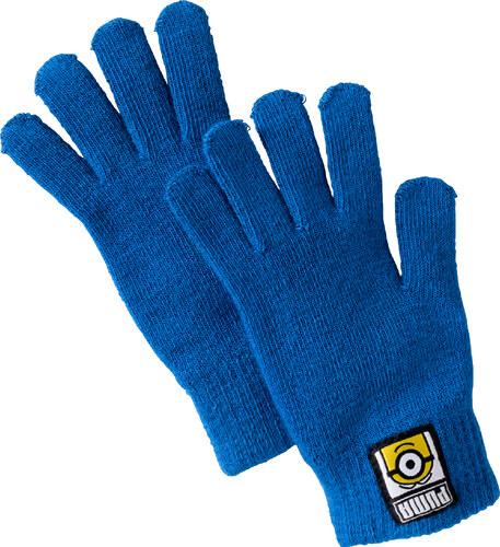 b93a79ed147 Puma Chlapecké rukavice Mimoni - modré - Glami.cz