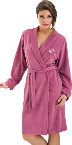 Dorota Női fürdőköpeny bársony Hannah vén rózsaszín - Glami.hu 5d405586db