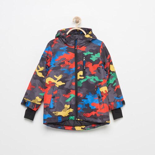 Reserved - Kapucinis téli kabát - Kék - Glami.hu b063d9ac36