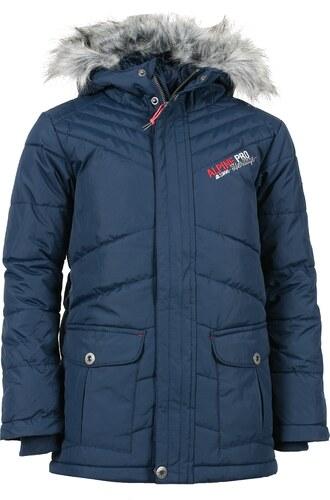 Dětská zimní bunda ALPINE PRO ICYBO KJCK074 TMAVĚ - Glami.cz fd27328eb6