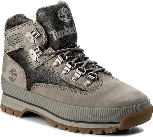 Outdoorová obuv TIMBERLAND - Euro Hiker Leather A1GND Steeple Grey ... 07b9200862a