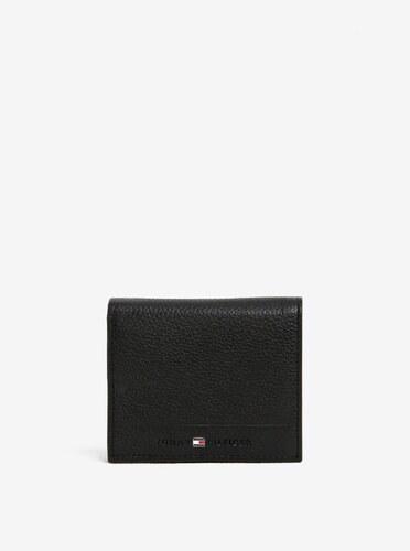 čierna pánska kožená peňaženka Tommy Hilfiger core - Glami.sk 7024b258bbd